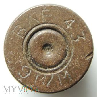 9 mm Luger B(strzałka)E 43 9M/M