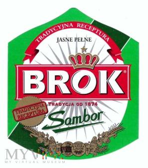 Brok, Sambor