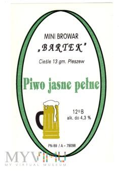 Piwo Jasne Pełne