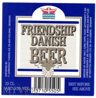 Friendship Danish Beer