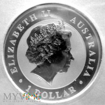 1 dollar 2013 r. Australia