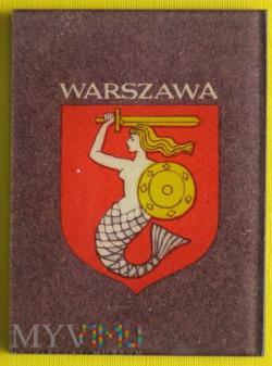 herb Warszawy 2