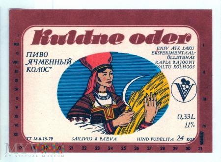 Estonia, Kuldne order