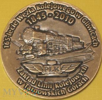 Rocznica węzła kolejowego Gliwice
