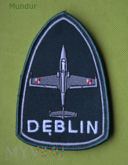 Oznaka samolotu Iskra z Dęblina