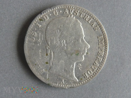 1/4 florena Austro-Węgry