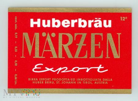 Huberbrau Marzen