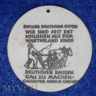 Ewiger deutscher Osten Seria propagandowa KWHW