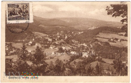 Karkonosze - Karpacz - 1950