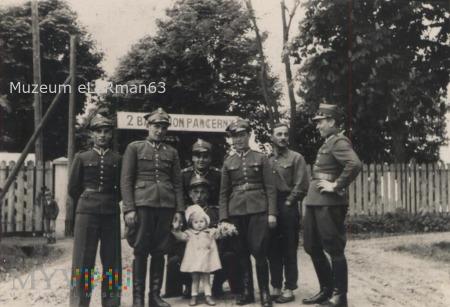 2 Batalion Pancerny. Żurawica.
