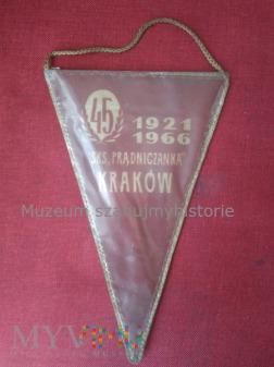 proporczyk Prądniczanka Kraków 45 lecie