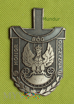 Odznaka polowa kapelana