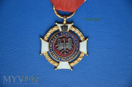 Złoty Znak Związku Ochotniczych Straży Pożarnych