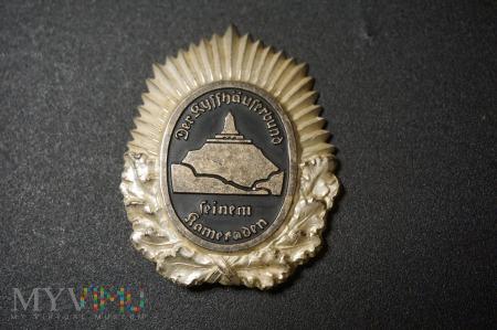 Emblemat z czapki członka Kyffhauserbund