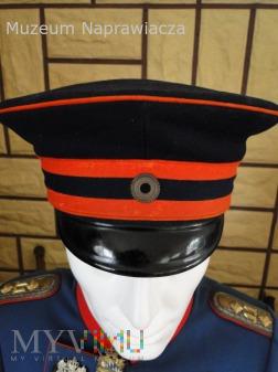 Schirmmütze für Offiziere