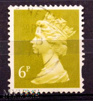 Elżbieta II, GB 1527
