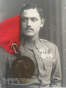 Brązowy Medal Za Waleczność (Fortitvdini)
