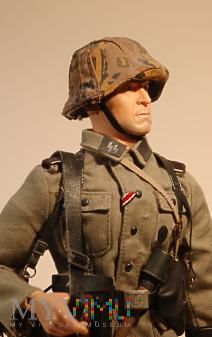 """SS Oberschütze z 2. SS Panzer Division """"Das Reich"""""""