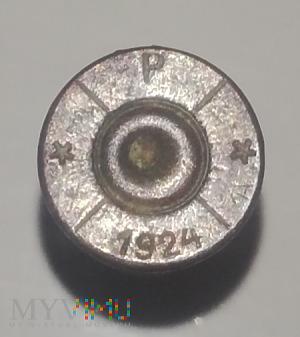 Luska 7,92x57 Mauser [*/P/*/1924]