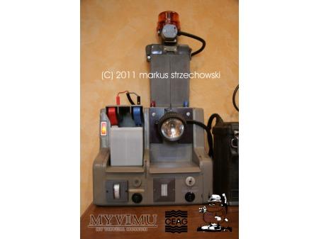 Uniwersalna ładowarka lamp górniczych