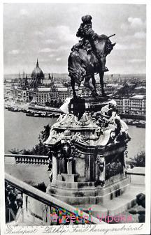 Budapest - Eugene of Savoy (1935)