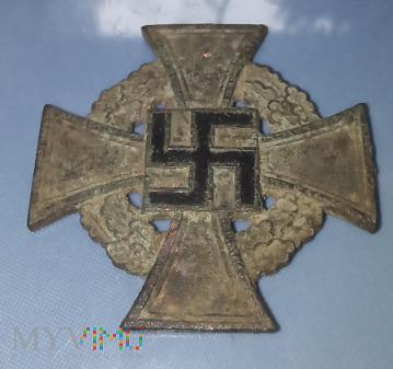 Krzyż za wierna służbę - Fur Treue Dienste