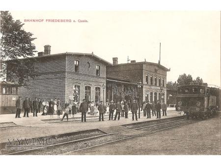 Duże zdjęcie Bahnhof Friedeberg a/Queis - Mirsk