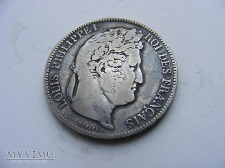 5 FRANKÓW -1841 W