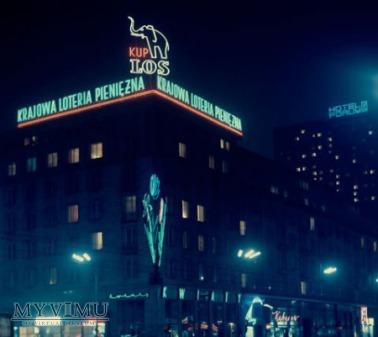 Fotografia dokumentalna neonów PRL nr 4
