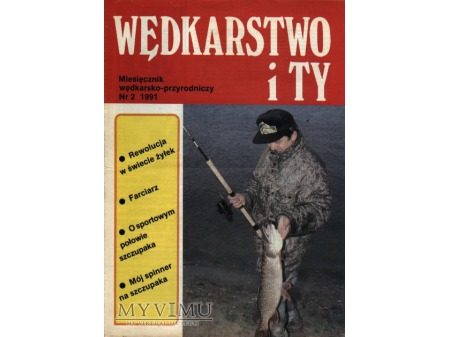 Wędkarstwo i Ty 1'1991-3'1992 (1-6)