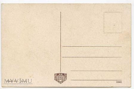 Lwów - Kopiec Unii lubelskiej