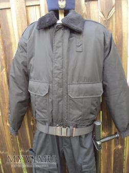Mundur zimowy Straży Miejskiej