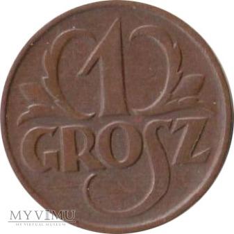 1 grosz 1925 rok