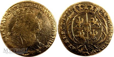 Ort 1755 August III SAS