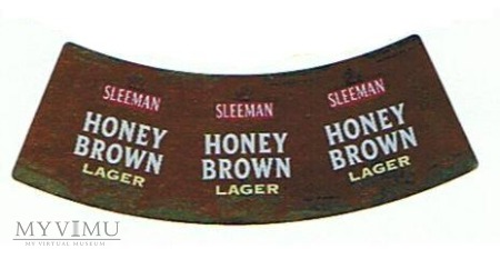 sleeman honey brown ale