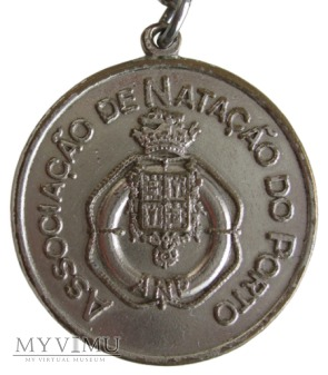 Medal Towarzystwa Pływackiego w Porto