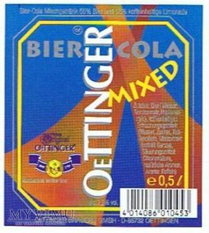 mixed bier cola