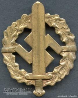 Duże zdjęcie Odznaka sportowa SA(Redo)