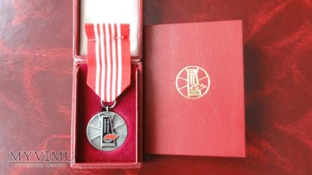Srebrny Medal Opiekuna Miejsc Pamięci Narodowej