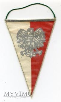 Proporczyk souvenir - Polska Bieszczady