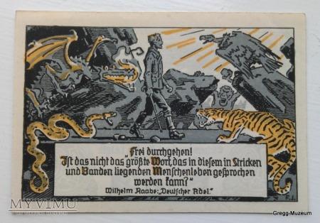 10 PHENNIG 1921 NOTGELD
