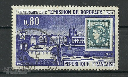 Emission de Bordeaux