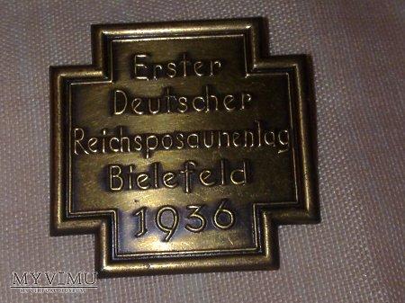 Niemiecka odznaka Bielefeld 1936