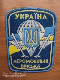 Ukraińska oznaka Aeromobilnych Wojsk