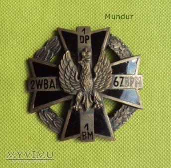 Odznaka pamiątkowa za szturm Berlina