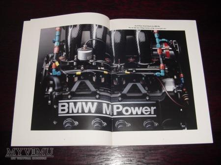 Prospekt BMW M3 (E30) i M5 (E34)