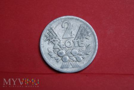 2 Złote 1958 PRL
