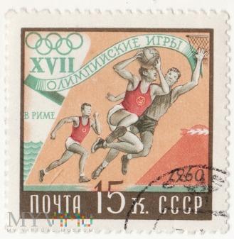 1960r XVII Igrzyska Olimpijskie w Rzymie 4