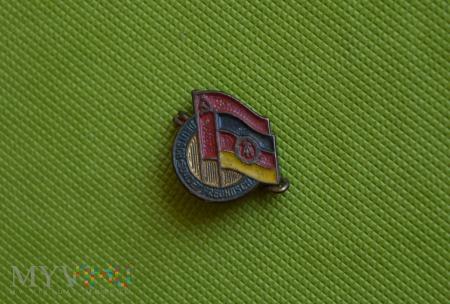 DDR: odznaka przyjaźni NRDowsko - sowieckiej