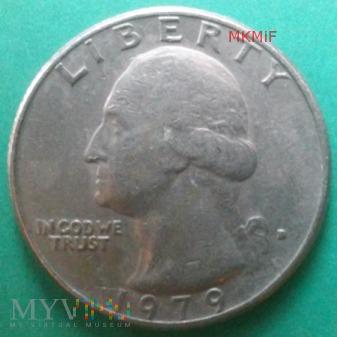 25 centów USA